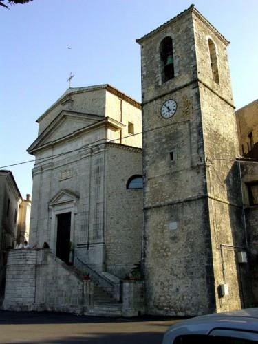 Montaquila - Montaquila : chiesa di S. Maria Assunta