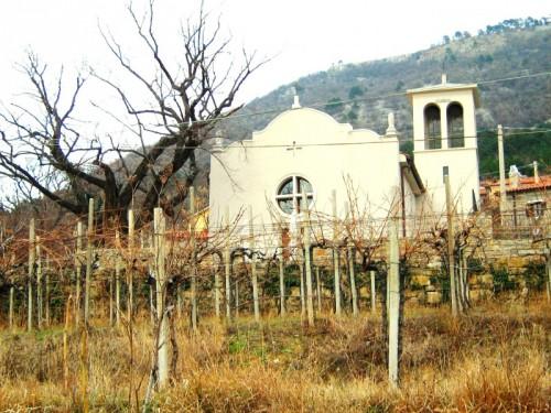 San Dorligo della Valle-Dolina - piccola chiesetta intravista