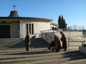 chiesa circolare