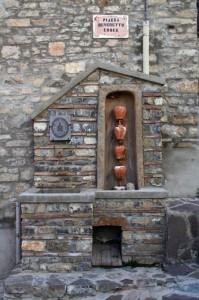 la fontana di san lorenzo