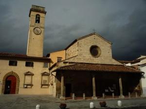 sesto fiorentino, chiesa di s. martino