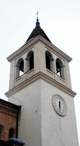 Basilicanova - il campanile