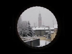 Nevica…