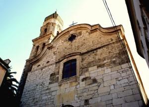 Venafro: chiesa dell'Annunziata