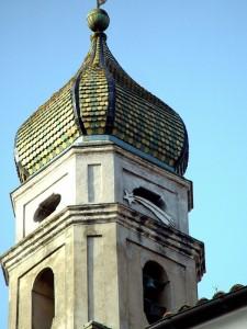 Venafro: campanile