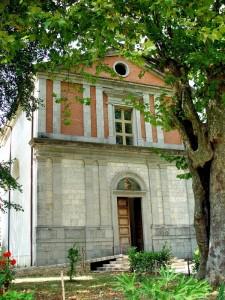 Conca Casale: Chiesa di S.Antonio da Padova