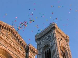 La Befana a Firenze