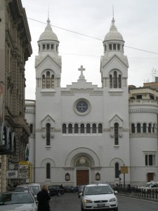 CHIESA VALDESE A PIAZZA CAVOUR