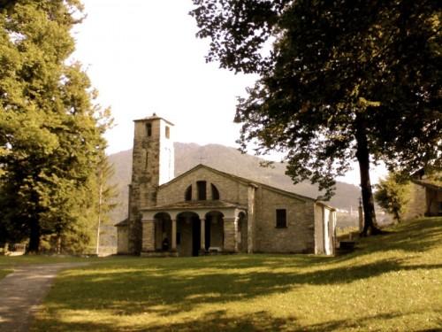 Ramponio Verna - Chiesa di San Pancrazio