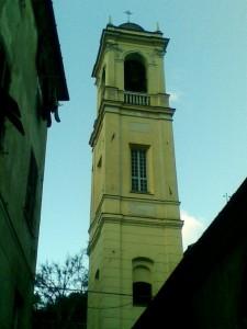 campanile Santuario Savona