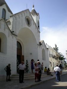 chiesa a trullo