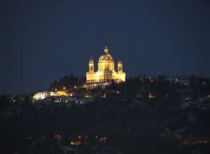 la Basilica di Superga da lassù ci guarda