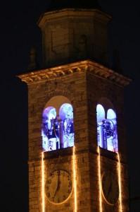 Campanile della chiesa di San MAurizio d'Opaglio