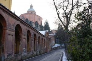 S. Luca e il suo portico