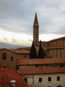 Santa Maria Novella,il campanile