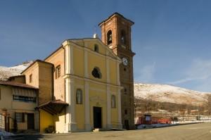 Varisella - Chiesa dei Santi Nicola e Marta