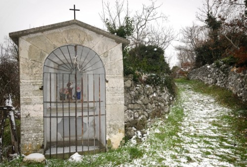 Filignano - Lungo il sentiero