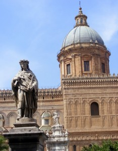 La Cattedrale e S.Rosalia