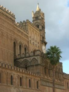 La Cattedrale di Palermo - scorcio