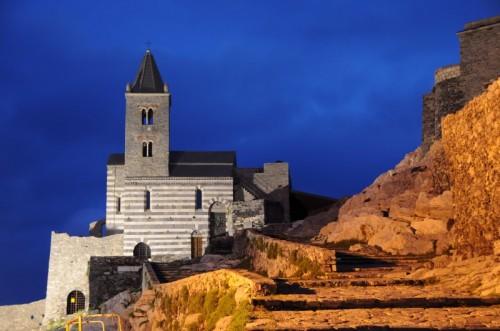 Portovenere - Chiesa di S.Pietro
