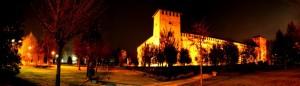 Castello Visconteo Primaverile