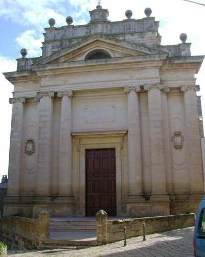 Neviano - chiesa matrice di s.Michele Arcangelo