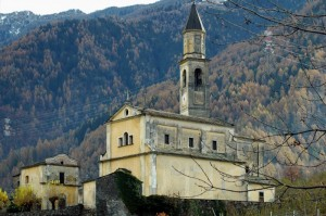 Chiesa dei Santi Cosma e Damiano a Sernio