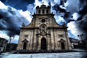 Chiesa di San Sebastiano  - Ferla