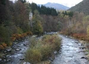 Chiesa S. Vigilio …in novembre… Tione di Trento - Trentino