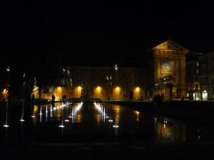 Reggio di notte