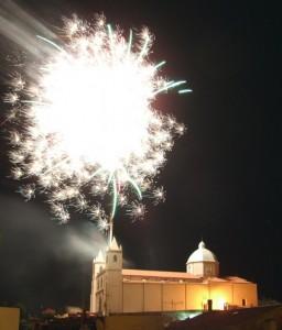 Festeggiamenti di Santa Maria ad Nives patrona di Cuglieri