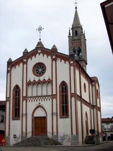 Chiesa di Rizzolo ( UD )