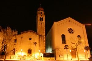 le due chiese….S.Sisinio e della Madonna Immacolata -Dro - Trentino