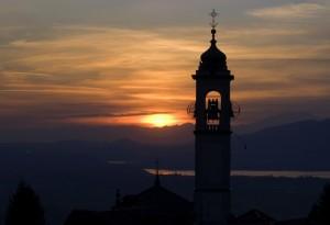 tramonto villa vergano