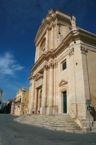 chiesa madre al sole