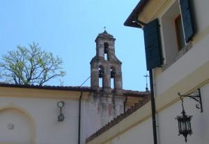 La cappella di villa Widmann