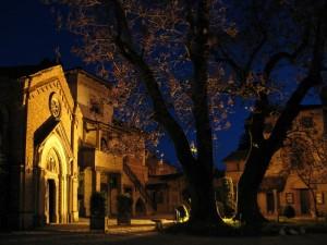 Grazzano Visconti- chiesa della Madonna di tutte le grazie