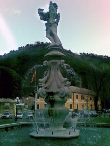 fontana Santuario Savona