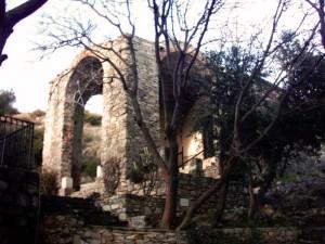 panoramica della Chiesetta di S.Croce