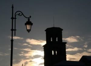 Campanile delle chiesa di San Francesco