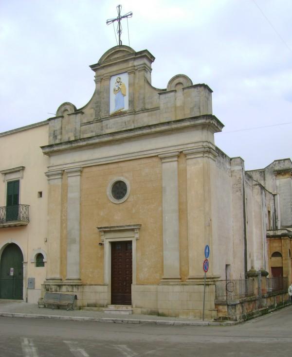 ''chiesa S. GIUSEPPE'' - Neviano