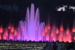 Fontana dell'Esedra 2 - Mostra d'Oltremare