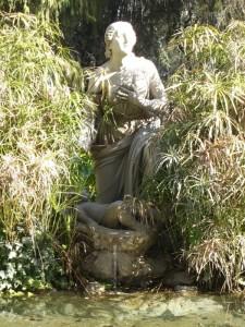 Fontana del Mosè.