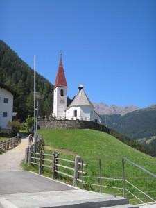 Chiesa di Santa Gertrude in Val d'Ultimo