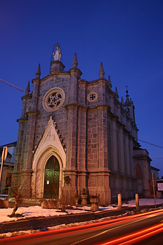 ''La Chiesa della Madonnina'' - Galliate