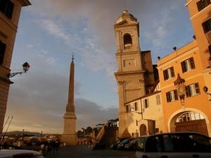 Piazza Monti di Trinita