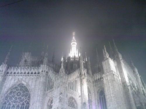 Milano - Nebbia a Milano