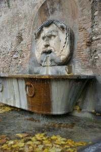 fontanone all'Aventino