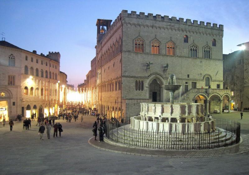 ''Fontana Maggiore - 31 Dicembre 2008'' - Perugia