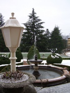 Lampo di fontana